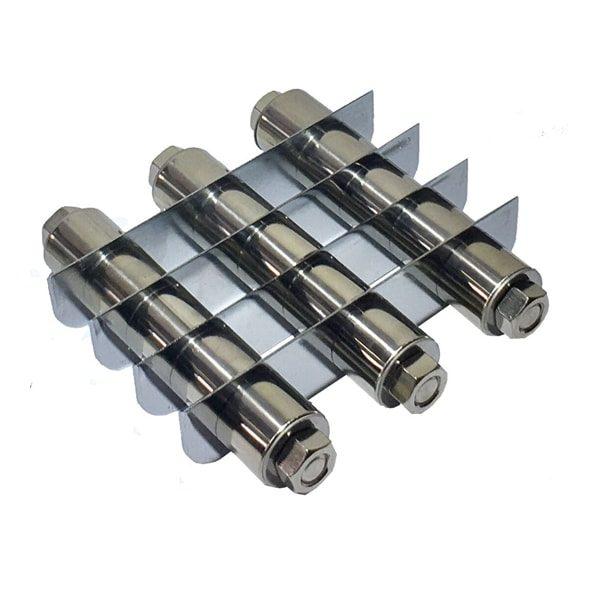 Imagem de uma Grade Magnética quadrada GMQ-200