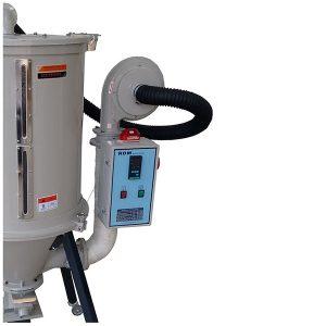 Imagem mostra o Reciclador de ar quente para economia de energia
