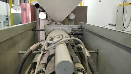 Imagem da unidade de injeção